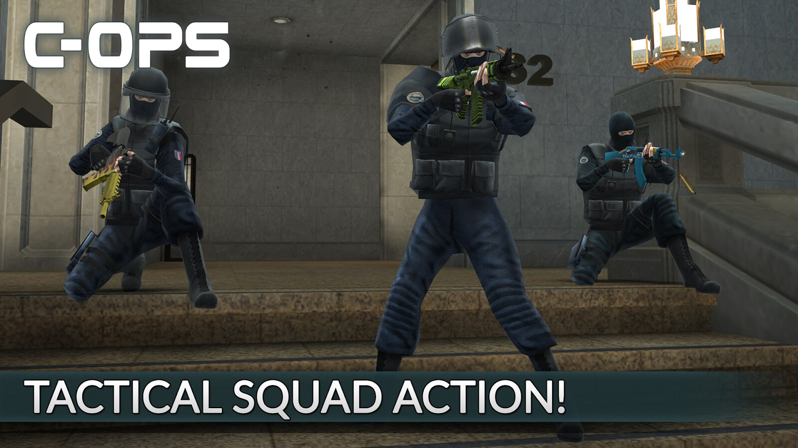 5 best online FPS (first-person shooter) games on Android and iOS ...