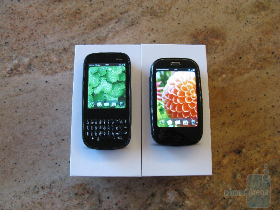 Hands-on with Verizon's Palm  Pre Plus and Pixi Plus