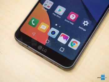Don't fly like an LG G6: only US and Canada models will get wireless