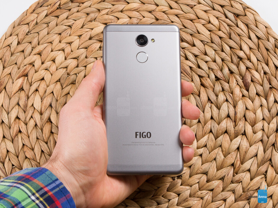 Figo Gravity hands-on