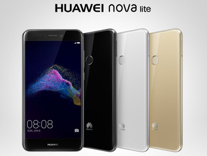 Huawei Nova lite announced with Kirin 655 chipset, 3GB RAM; it's a P8 lite (2017) in disguise