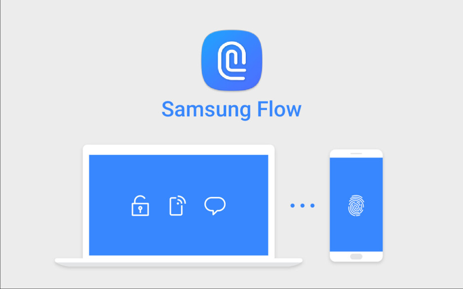 Samsung Flow app to allow Galaxy smartphone users to unlock their Windows 10 PCs with fingerprint