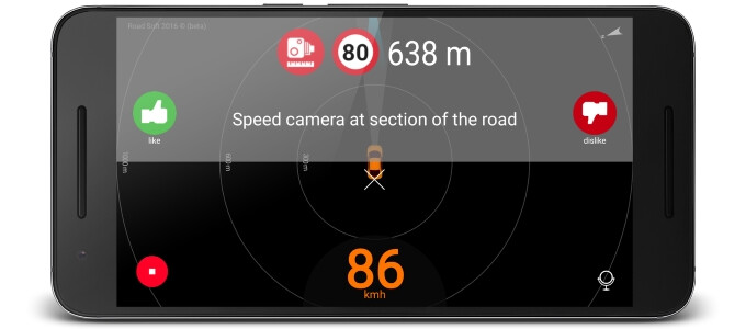 5 of the best Android apps for speed camera and road hazard alerts