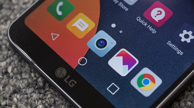 LG G6 vs Samsung Galaxy S7 edge vs Google Pixel XL: three-way specs comparison