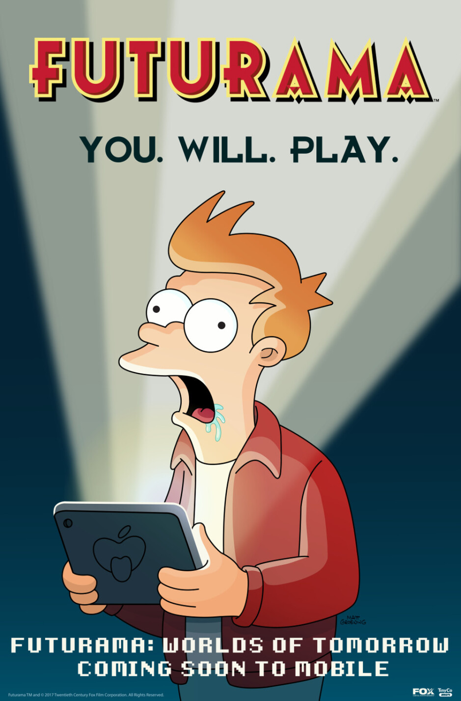 Futurama game World of Tomorrow coming soon to mobile devices