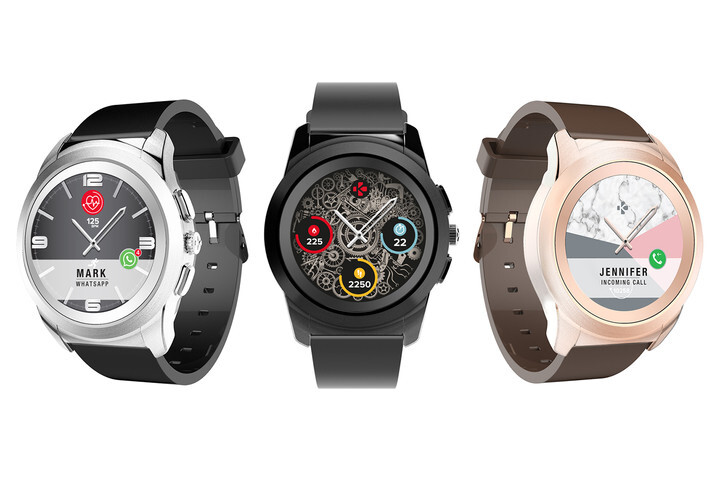 What do you get when you combine a smartwatch with physical watch hands? The MyKronoz ZeTime