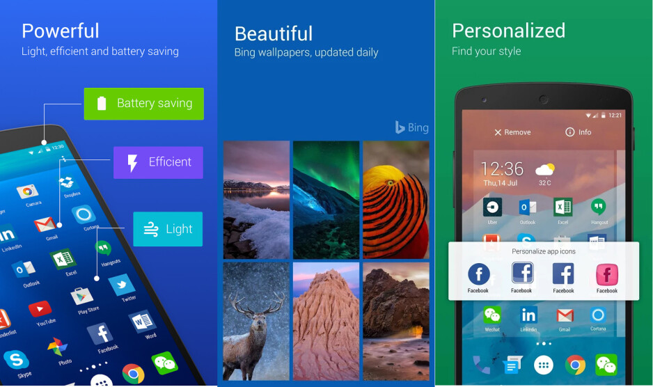 Microsoft's Arrow Launcher for Android soon to receive a massive update