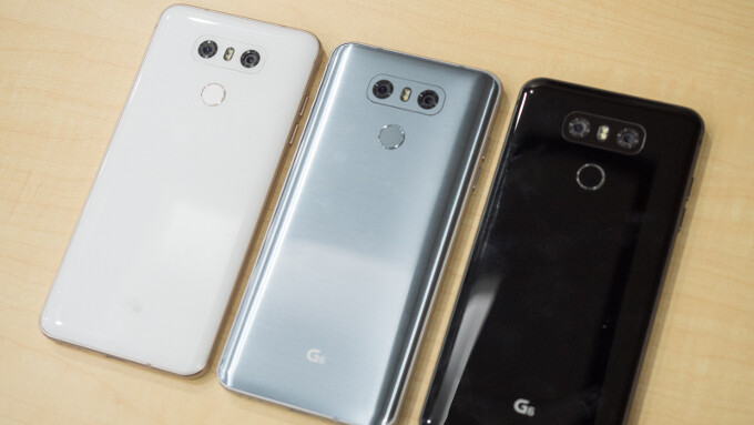 LG says the G6 is very, very tough. Here's why