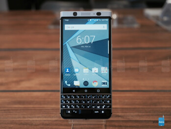 BlackBerry KEYone preview: let's bring the physical keyboard back from the dead! BlackBerry-KeyOne-hands-on---11