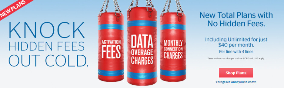U.S. Cellular's new unlimited data plan also eliminates fees and overages - US Cellular introduces its own unlimited data plan with no fees or overages