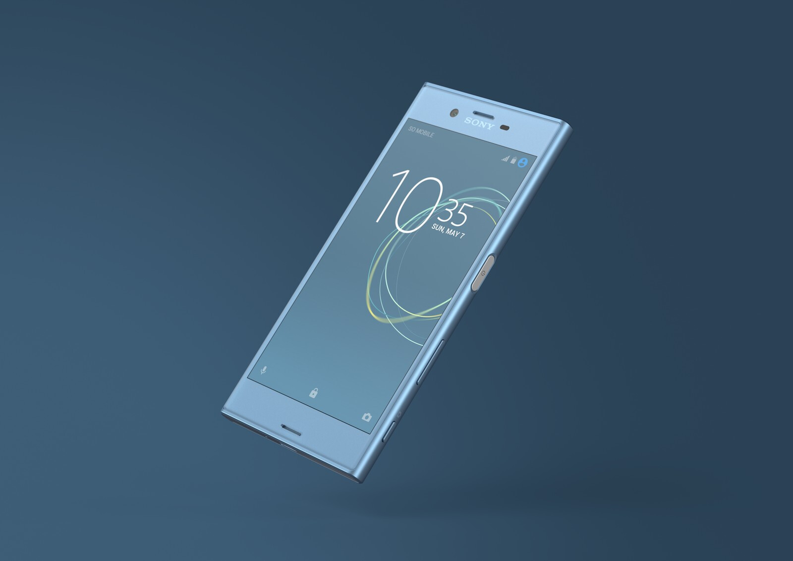 Sony Xperia XZs: all the official images