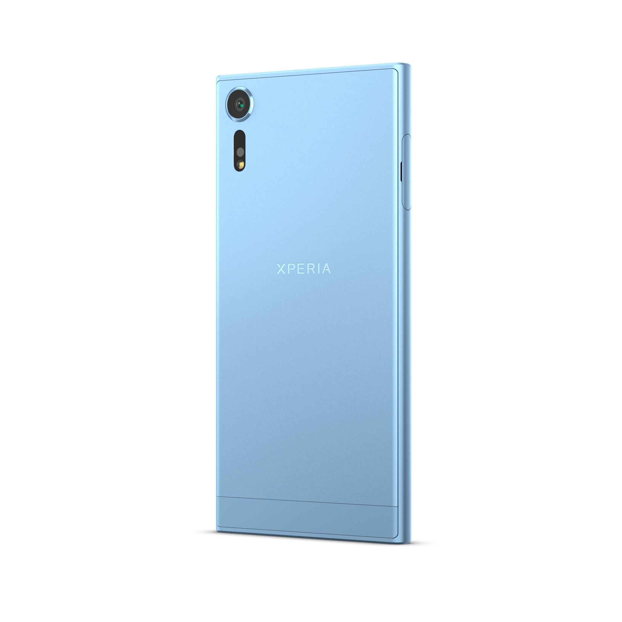 xperia xzs vs iphone 7plus