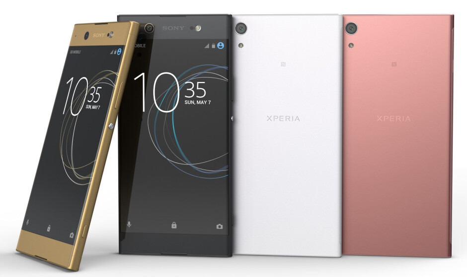 Sony Xperia XA1 and XA1 Ultra price and release date