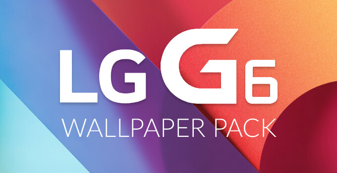 The LG G6 comes with a bunch of fresh wallpapers pre-loaded, get them all here!