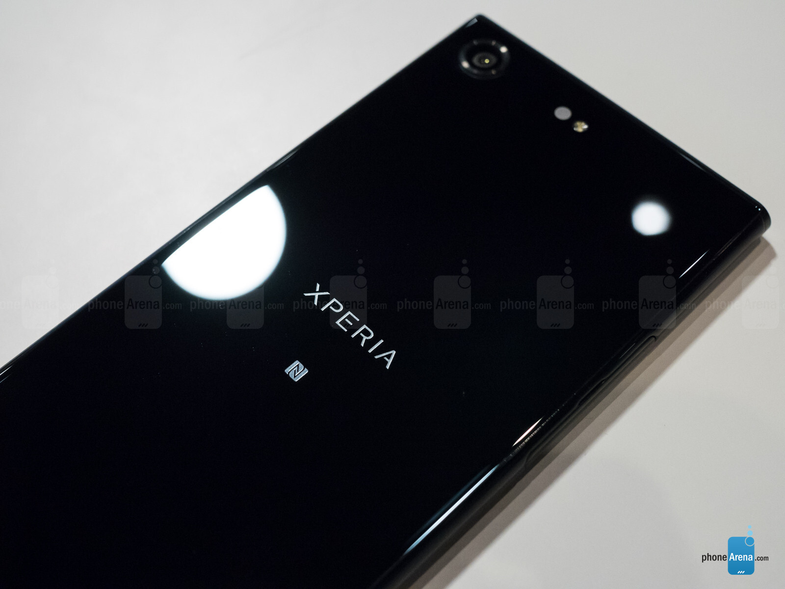 Sony Xperia XZ Premium hands-on: the return of mobile 4K ...