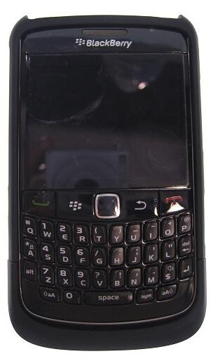BlackBerry 8910 made a surprise appearance at CES
