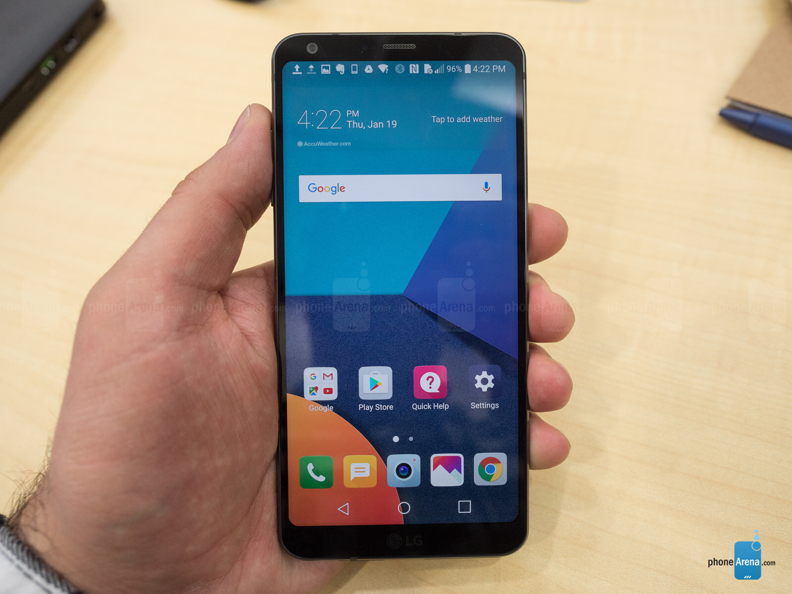 How to Boot the LG G6 and G6+ into Safe Mode