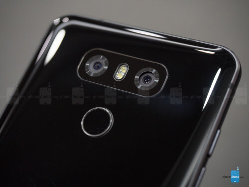 LG G6 hands-on pictures