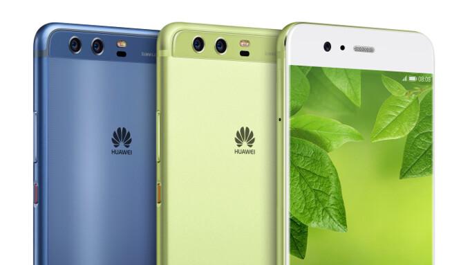 Huawei P10 vs Apple iPhone 7 vs Samsung Galaxy S7: specs comparison