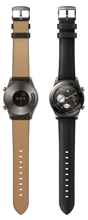 Huawei Watch 2 - Huawei Watch 2 breaks cover: big and bad, with a fully independent option