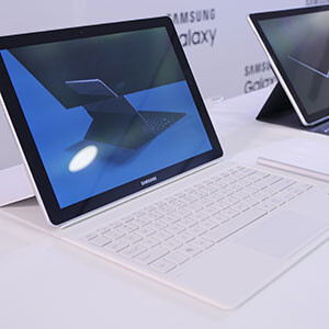 Hands-on with the Samsung Galaxy Book, the new lightweight 2-in-1 Windows 10 tablet