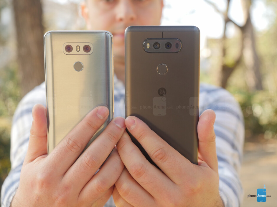 LG G6 vs LG V20: Can you teach an old dog new tricks?