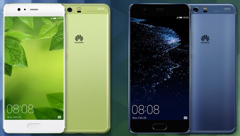 Huawei P10 and P10 Plus – specs review