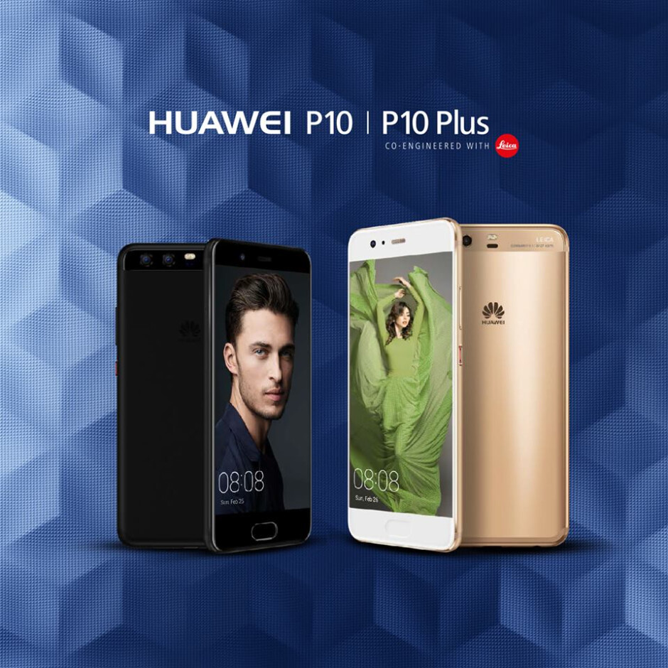 Stylish metal bodies are the norm for Huawei - Huawei P10 and P10 Plus – specs review