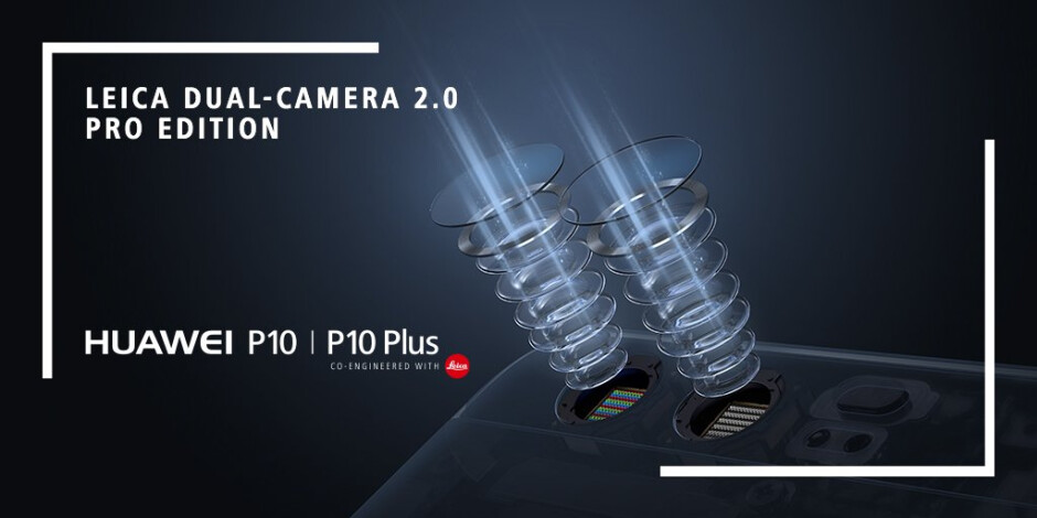 Burst photography - Huawei P10 and P10 Plus – specs review