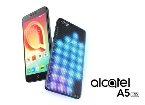 Alcatel A5 LED