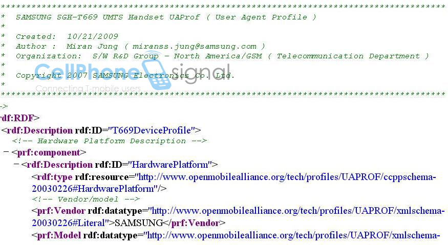 Samsung T669 expected to be a basic QWERTY handset?