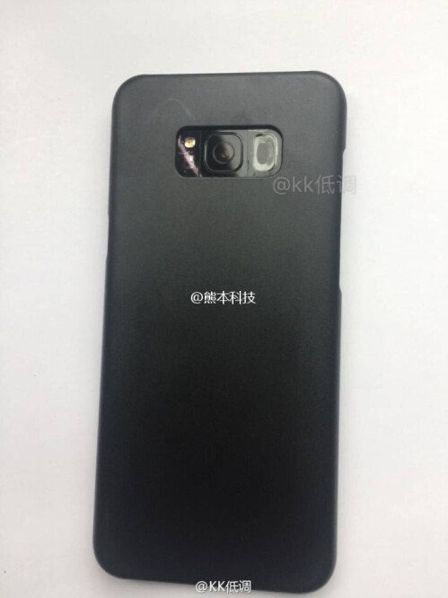 New Galaxy S8 and S8+ photos