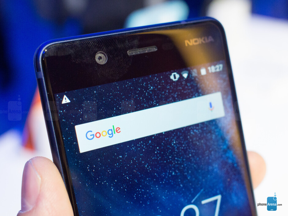 Nokia 5 hands-on preview: bouncing back on stock Android