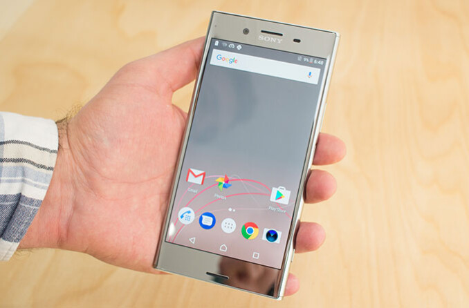 Smartphone 4K HDR in action: check out the Sony Xperia XZ Premium's