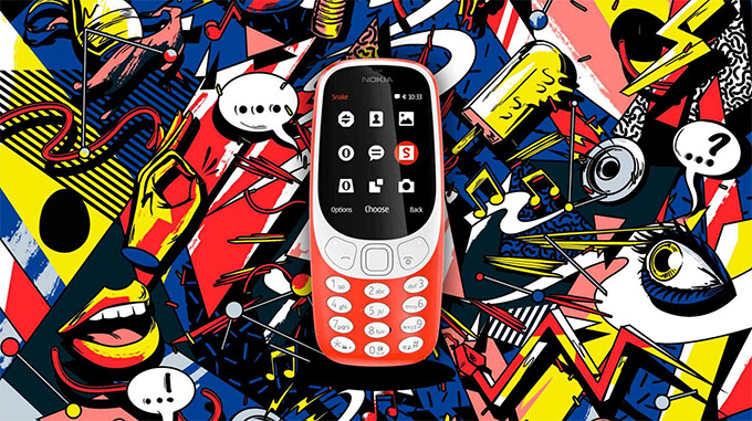 Nokia 3310 (2017) hands-on preview: Is it worthy of the legendary name?