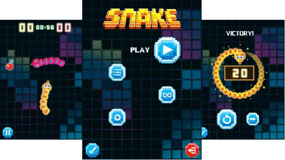 That's right folks, Snake is back! But it's quite different from the original - Nokia 3310 (2017) hands-on preview: Is it worthy of the legendary name?