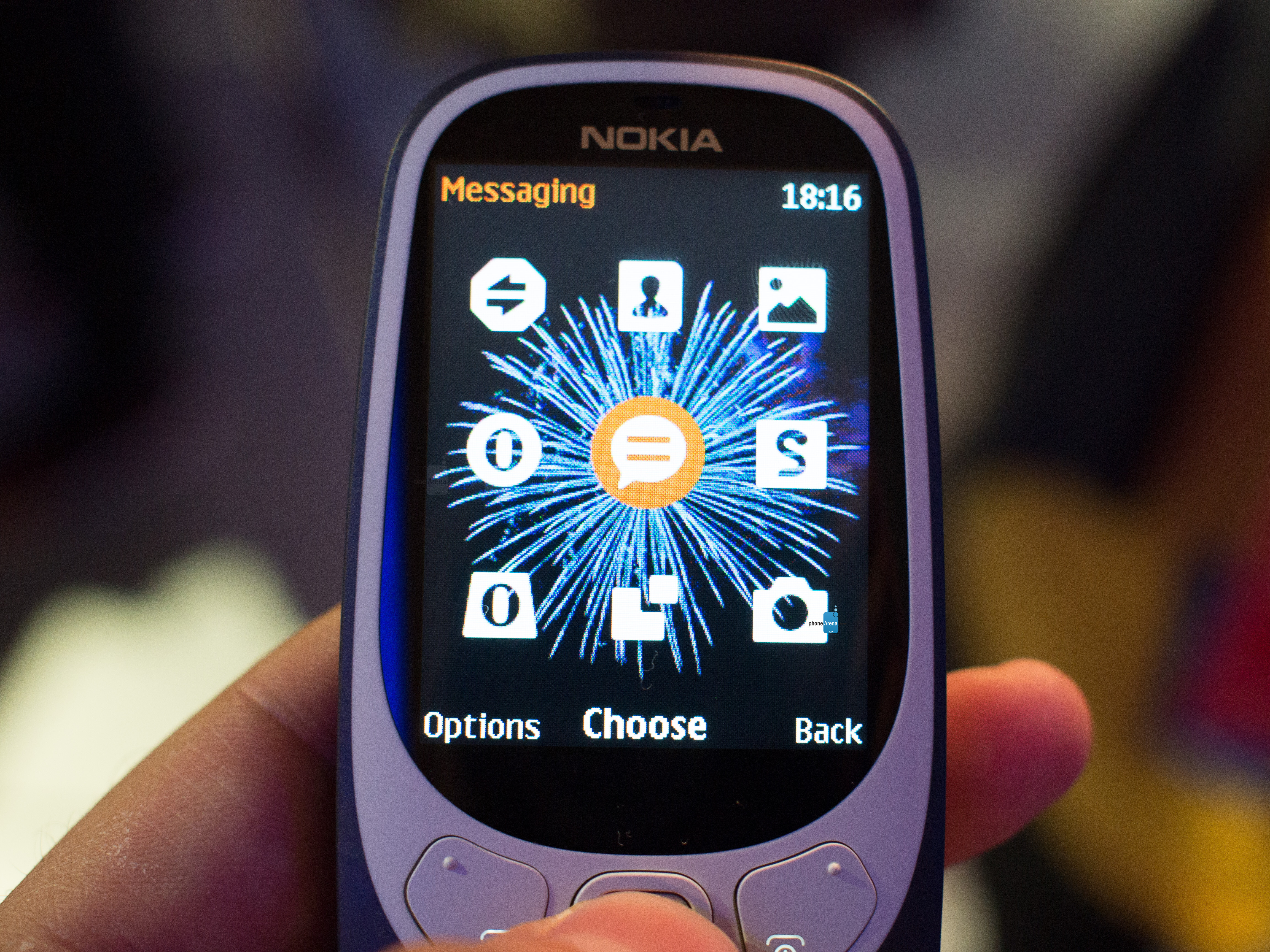 Nokia 3310 2017 Hands On Preview Is It Worthy Of The