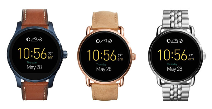 Android Wear 2.0 is coming to all Fossil smartwatches in March