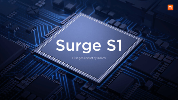 Xiaomi unveils the Surge S1, its in-house octa-core chipset - Xiaomi unveils its own in-house octa-core Surge S1 chipset, which powers the new Xiaomi Mi 5c