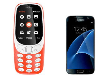 nokia 3310 vs samsung galaxy s3. new nokia 3310 camera turns out better than galaxy s7 camera: an unbiased comparison vs samsung s3 1