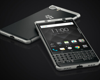The BlackBerry KEYone