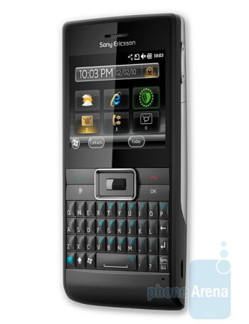 The Sony Ericsson Aspen is an eco-friendly smartphone