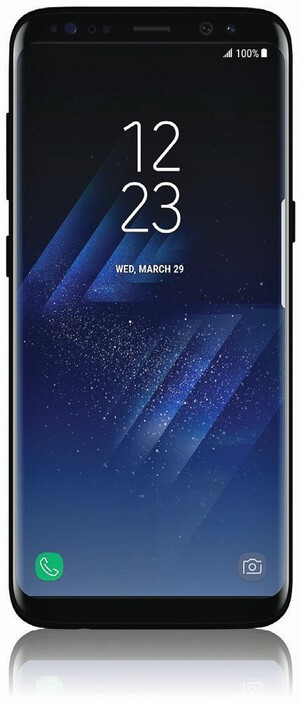 Tall and handsome, leaked picture of the Galaxy S8 - Here is my biggest hope for the Samsung Galaxy S8