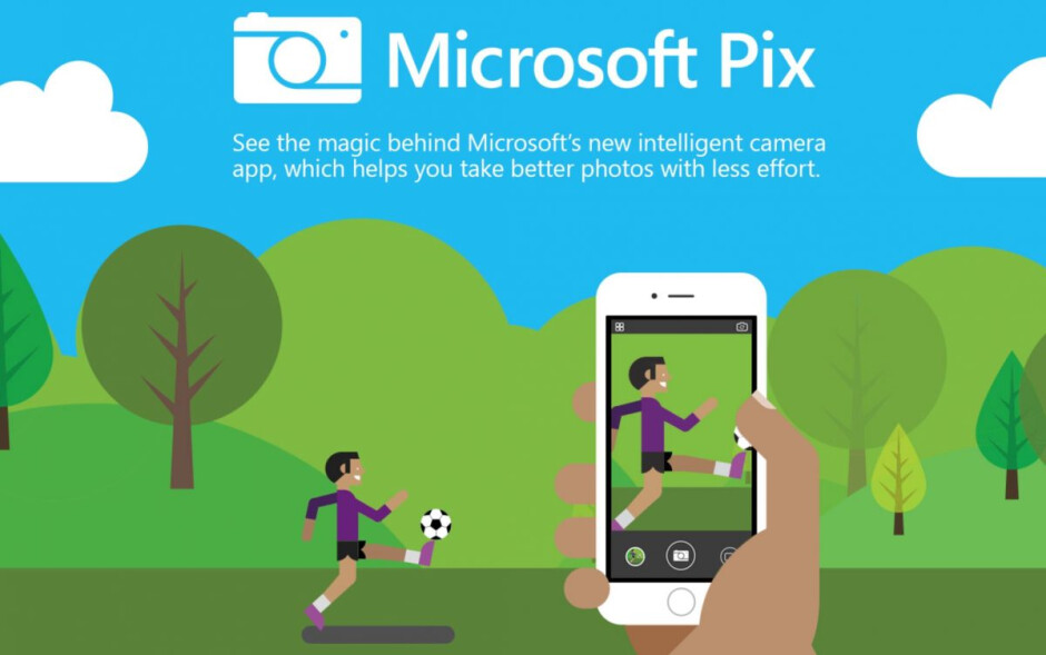 Microsoft Pix update brings flash support, new toolbar and more