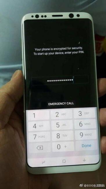 Galaxy S8 latest leaks