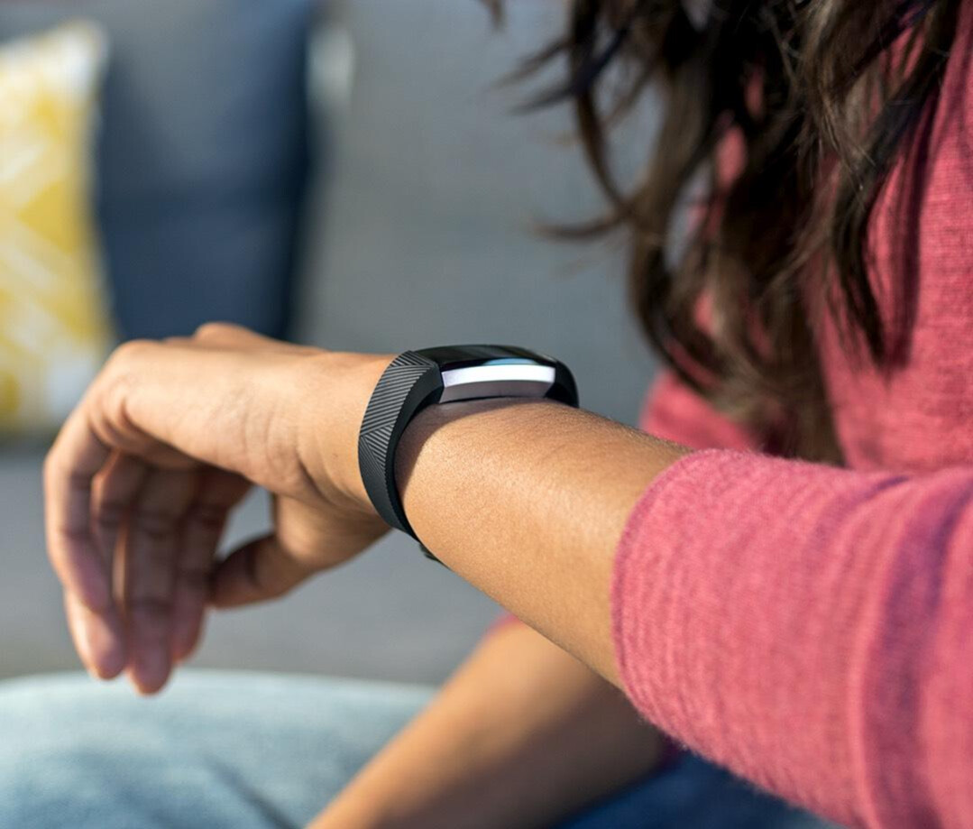 Fitbit S Alta Hr Packs A Heart Rate Monitor In A Slim Package
