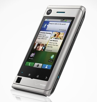 The Motorola DEVOUR is coming in March, bringing Moto's MOTOBLUR interface - Motorola DEVOUR brings the MOTOBLUR love to Verizon