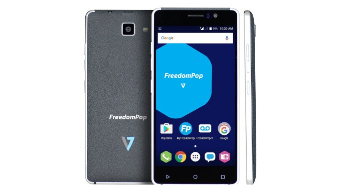 FreedomPop's first smartphone isn't free, but is close enough