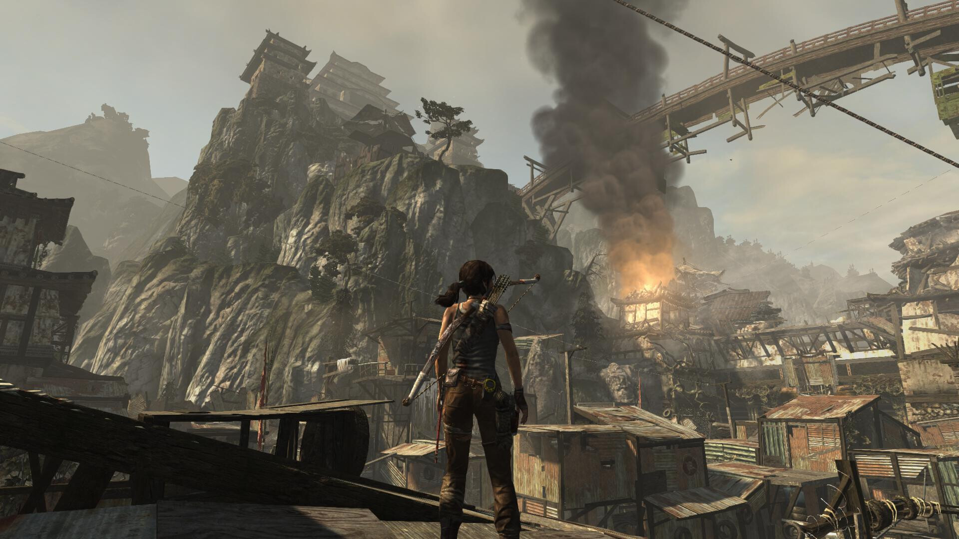 2013 S Tomb Raider Game Is Now Available On The Android Based Shield Tv For 14 99 Phonearena