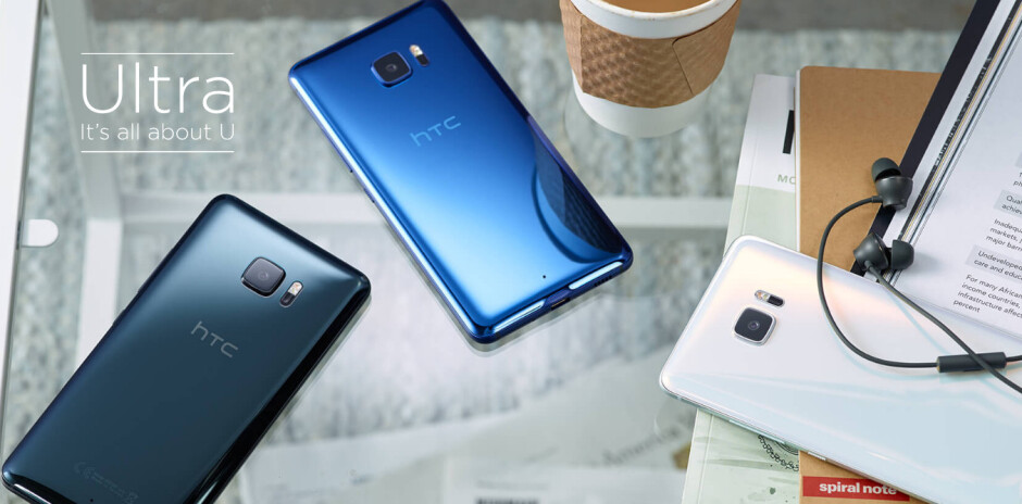 HTC U Ultra starts shipping on March 10 in the US
